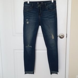 Kut from the Kloth Jeans - KUT distressed jeans